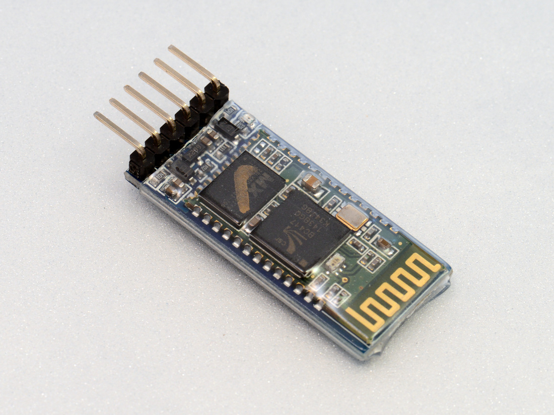 Micropython Python For Microcontrollers Bluetooth Module Circuit